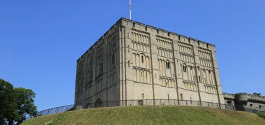 norfolk - norwich castle